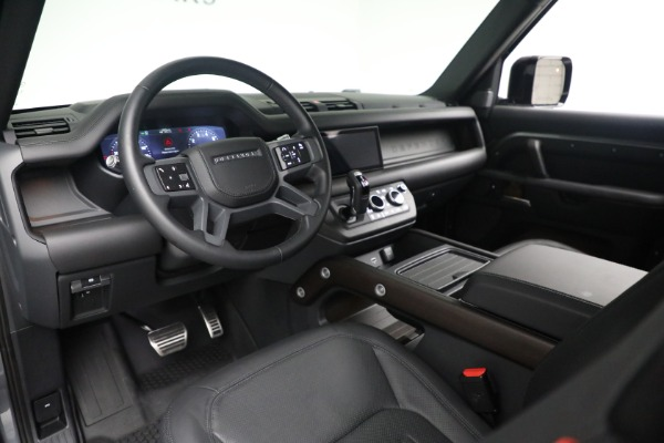Used 2021 Land Rover Defender 90 X for sale Call for price at Maserati of Greenwich in Greenwich CT 06830 10