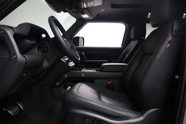 Used 2021 Land Rover Defender 90 X for sale Call for price at Maserati of Greenwich in Greenwich CT 06830 11