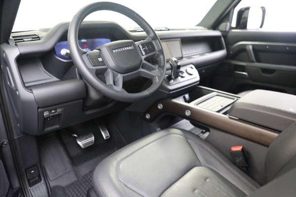 Used 2021 Land Rover Defender 90 X for sale Call for price at Maserati of Greenwich in Greenwich CT 06830 14