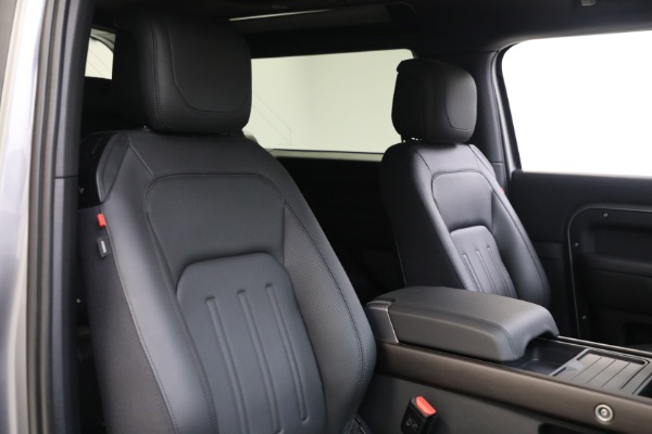 Used 2021 Land Rover Defender 90 X for sale Call for price at Maserati of Greenwich in Greenwich CT 06830 16
