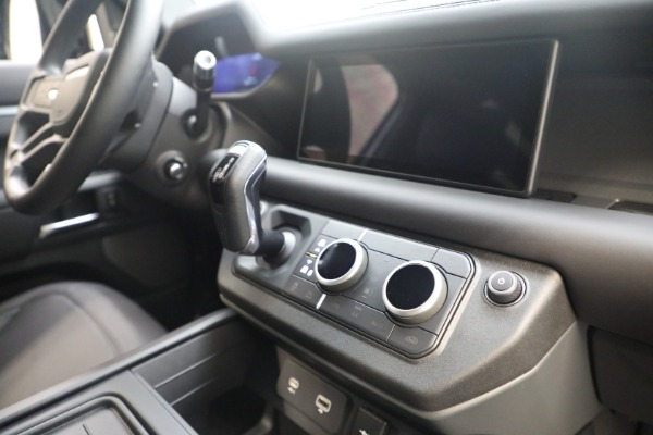 Used 2021 Land Rover Defender 90 X for sale Call for price at Maserati of Greenwich in Greenwich CT 06830 20