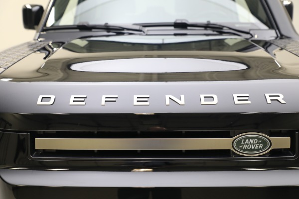 Used 2021 Land Rover Defender 90 X for sale Call for price at Maserati of Greenwich in Greenwich CT 06830 23