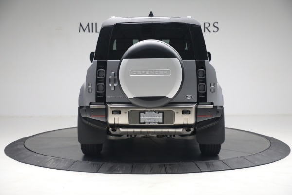 Used 2021 Land Rover Defender 90 X for sale Call for price at Maserati of Greenwich in Greenwich CT 06830 9