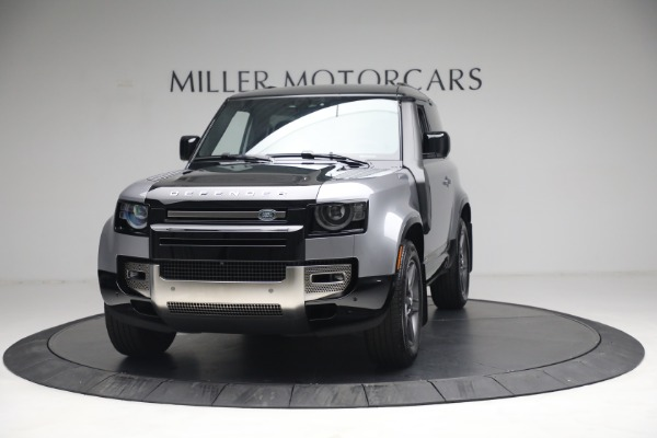 Used 2021 Land Rover Defender 90 X for sale Call for price at Maserati of Greenwich in Greenwich CT 06830 1