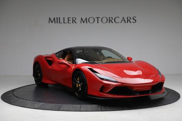 Used 2021 Ferrari F8 Tributo for sale Call for price at Maserati of Greenwich in Greenwich CT 06830 11