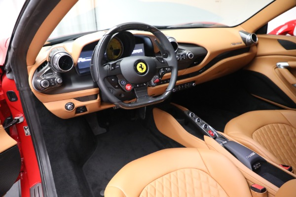 Used 2021 Ferrari F8 Tributo for sale Call for price at Maserati of Greenwich in Greenwich CT 06830 13