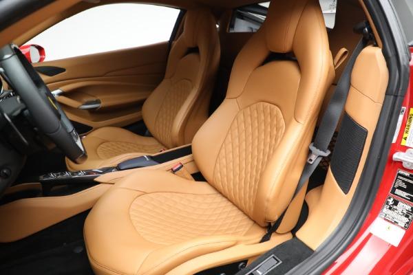 Used 2021 Ferrari F8 Tributo for sale Call for price at Maserati of Greenwich in Greenwich CT 06830 15
