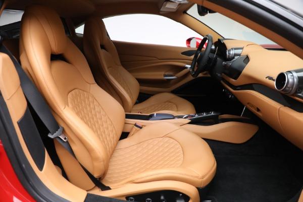 Used 2021 Ferrari F8 Tributo for sale Call for price at Maserati of Greenwich in Greenwich CT 06830 18