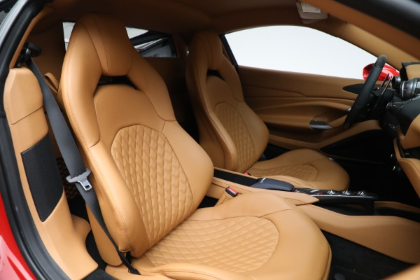Used 2021 Ferrari F8 Tributo for sale Call for price at Maserati of Greenwich in Greenwich CT 06830 19