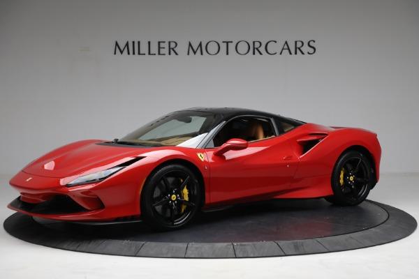 Used 2021 Ferrari F8 Tributo for sale Call for price at Maserati of Greenwich in Greenwich CT 06830 2