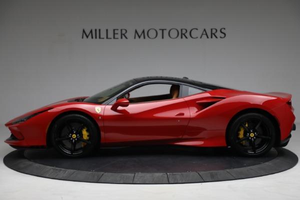 Used 2021 Ferrari F8 Tributo for sale Call for price at Maserati of Greenwich in Greenwich CT 06830 3