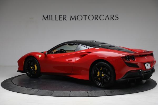 Used 2021 Ferrari F8 Tributo for sale Call for price at Maserati of Greenwich in Greenwich CT 06830 4