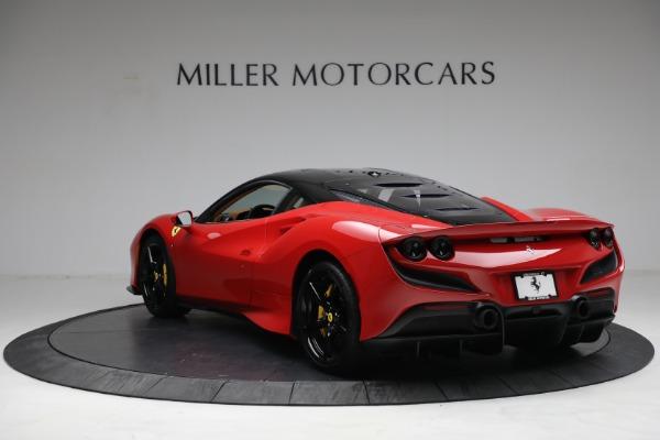 Used 2021 Ferrari F8 Tributo for sale Call for price at Maserati of Greenwich in Greenwich CT 06830 5