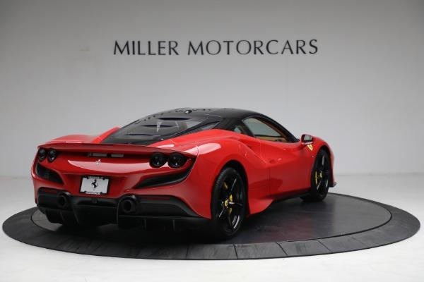 Used 2021 Ferrari F8 Tributo for sale Call for price at Maserati of Greenwich in Greenwich CT 06830 7
