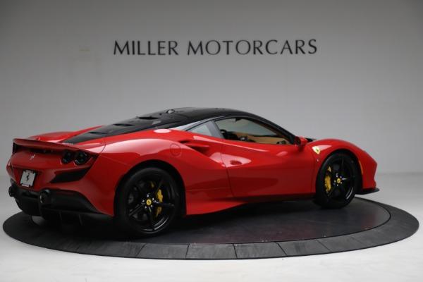 Used 2021 Ferrari F8 Tributo for sale Call for price at Maserati of Greenwich in Greenwich CT 06830 8