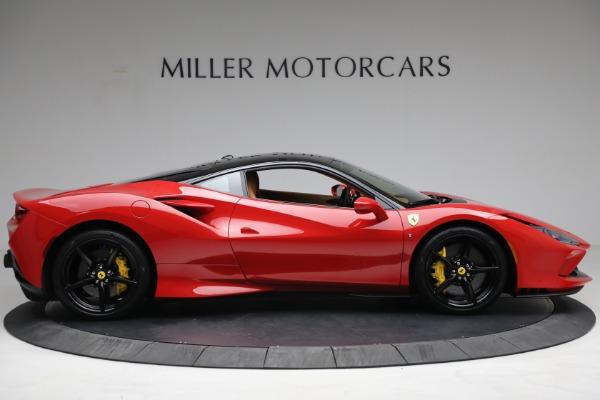 Used 2021 Ferrari F8 Tributo for sale Call for price at Maserati of Greenwich in Greenwich CT 06830 9