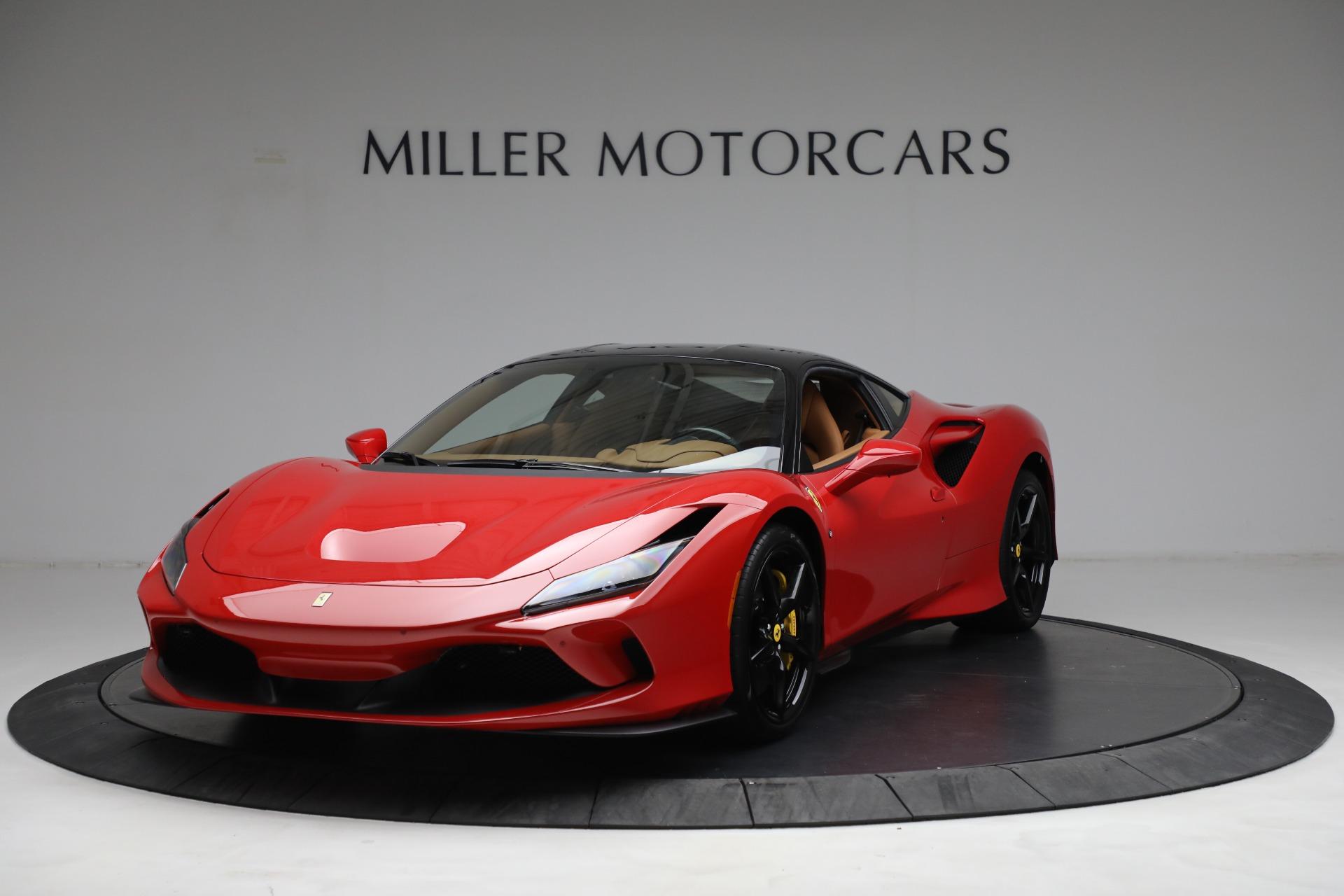 Used 2021 Ferrari F8 Tributo for sale Call for price at Maserati of Greenwich in Greenwich CT 06830 1