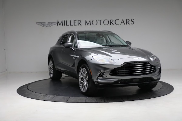 Used 2021 Aston Martin DBX for sale Sold at Maserati of Greenwich in Greenwich CT 06830 10