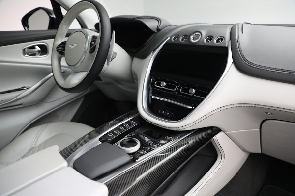 Used 2021 Aston Martin DBX for sale Sold at Maserati of Greenwich in Greenwich CT 06830 15