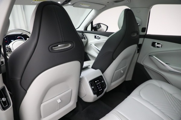 Used 2021 Aston Martin DBX for sale Sold at Maserati of Greenwich in Greenwich CT 06830 18