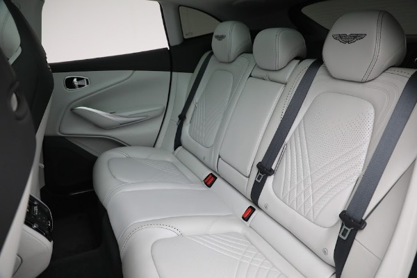 Used 2021 Aston Martin DBX for sale Sold at Maserati of Greenwich in Greenwich CT 06830 19