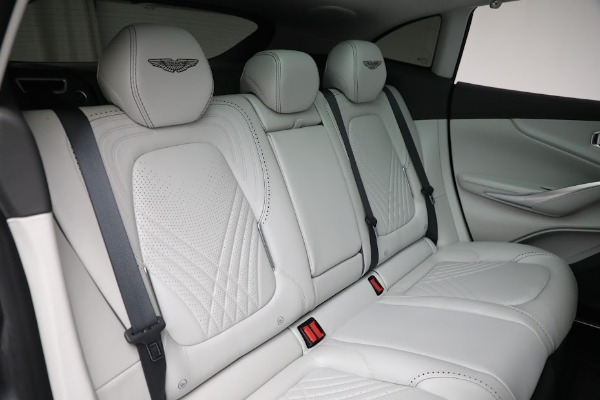 Used 2021 Aston Martin DBX for sale Sold at Maserati of Greenwich in Greenwich CT 06830 20