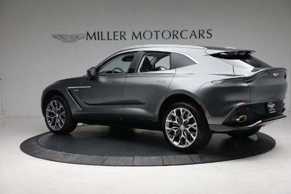 Used 2021 Aston Martin DBX for sale Sold at Maserati of Greenwich in Greenwich CT 06830 3