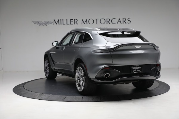 Used 2021 Aston Martin DBX for sale Sold at Maserati of Greenwich in Greenwich CT 06830 4