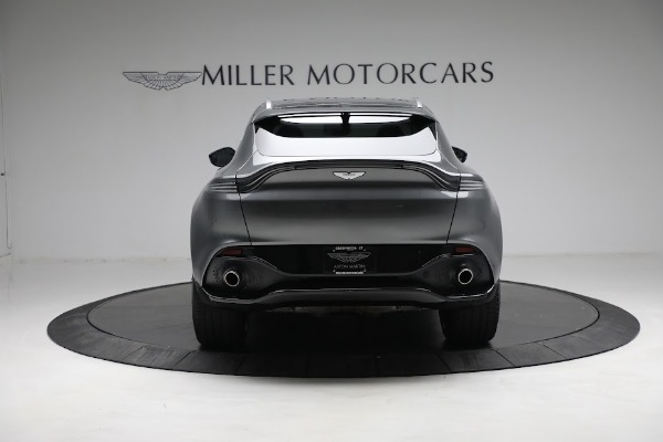 Used 2021 Aston Martin DBX for sale Sold at Maserati of Greenwich in Greenwich CT 06830 5