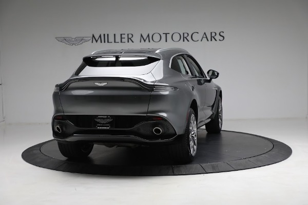 Used 2021 Aston Martin DBX for sale Sold at Maserati of Greenwich in Greenwich CT 06830 6