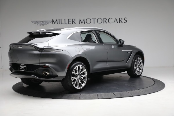 Used 2021 Aston Martin DBX for sale Sold at Maserati of Greenwich in Greenwich CT 06830 7