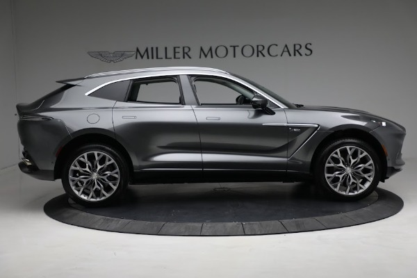 Used 2021 Aston Martin DBX for sale Sold at Maserati of Greenwich in Greenwich CT 06830 8