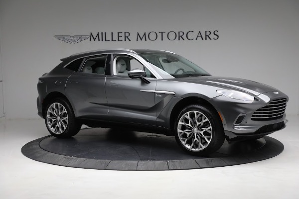 Used 2021 Aston Martin DBX for sale Sold at Maserati of Greenwich in Greenwich CT 06830 9