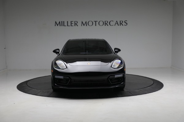 Used 2021 Porsche Panamera Turbo S for sale Call for price at Maserati of Greenwich in Greenwich CT 06830 12