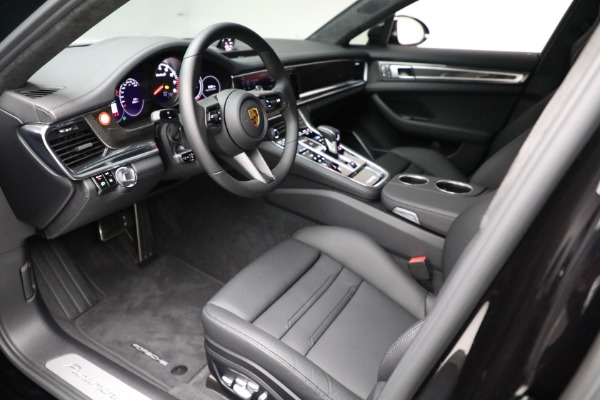 Used 2021 Porsche Panamera Turbo S for sale Call for price at Maserati of Greenwich in Greenwich CT 06830 17