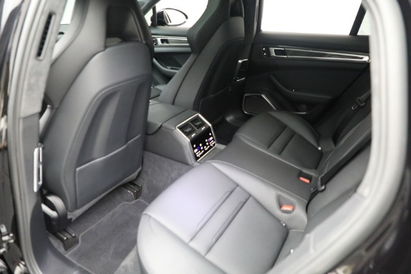 Used 2021 Porsche Panamera Turbo S for sale Call for price at Maserati of Greenwich in Greenwich CT 06830 20