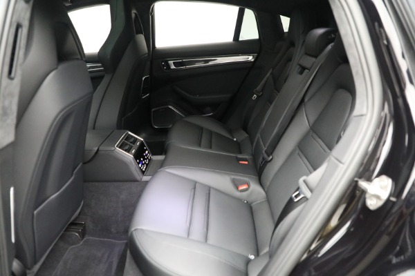 Used 2021 Porsche Panamera Turbo S for sale Call for price at Maserati of Greenwich in Greenwich CT 06830 21