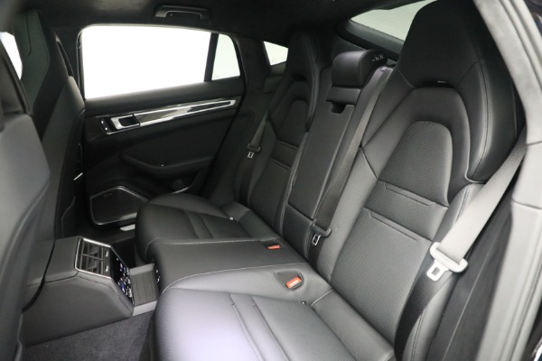 Used 2021 Porsche Panamera Turbo S for sale Call for price at Maserati of Greenwich in Greenwich CT 06830 22