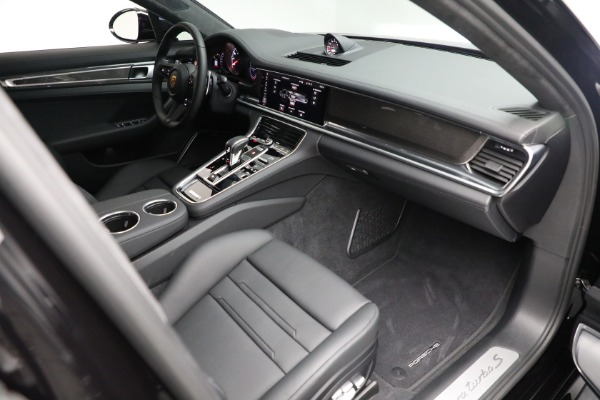 Used 2021 Porsche Panamera Turbo S for sale Call for price at Maserati of Greenwich in Greenwich CT 06830 26