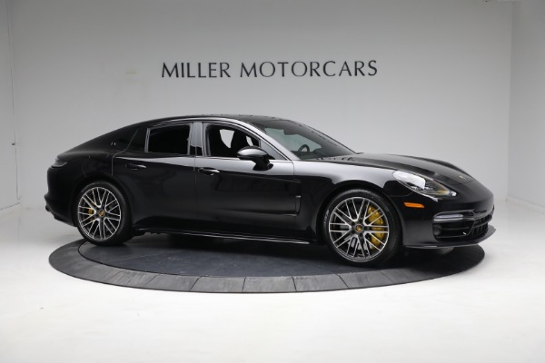 Used 2021 Porsche Panamera Turbo S for sale Call for price at Maserati of Greenwich in Greenwich CT 06830 9