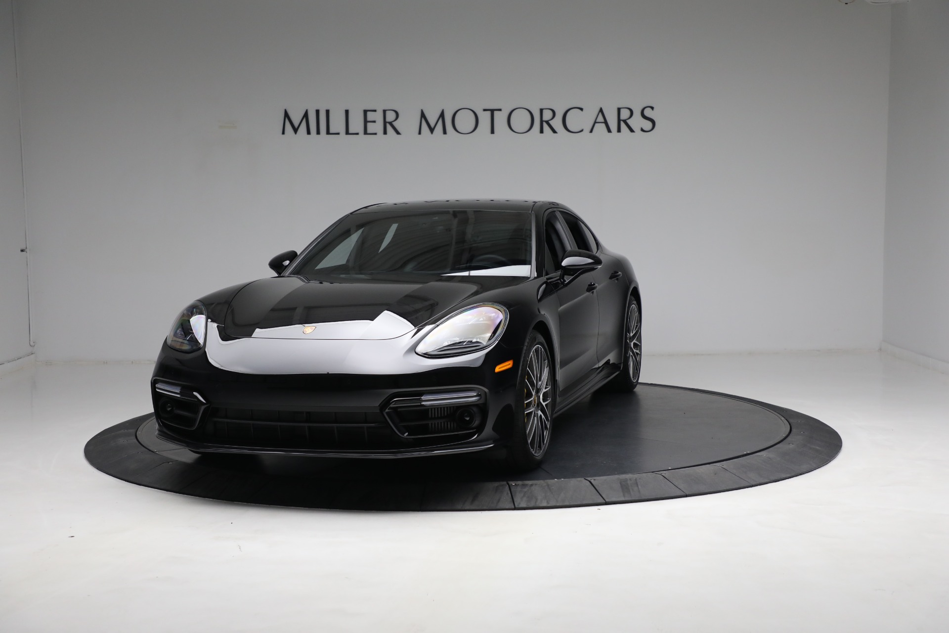 Used 2021 Porsche Panamera Turbo S for sale Call for price at Maserati of Greenwich in Greenwich CT 06830 1