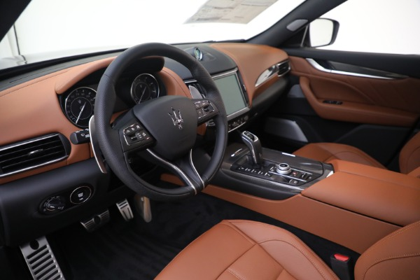 New 2021 Maserati Levante S GranSport for sale Sold at Maserati of Greenwich in Greenwich CT 06830 13