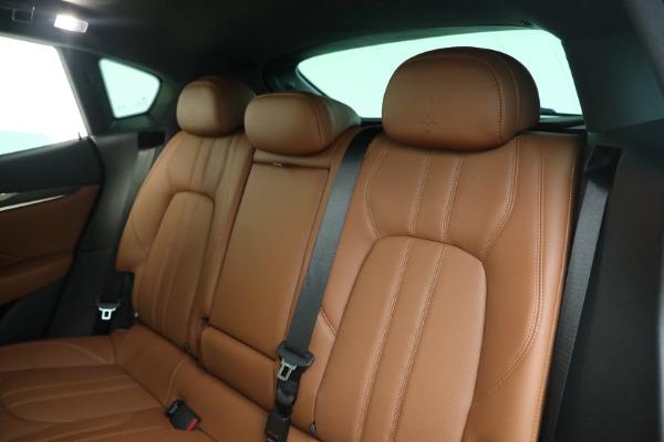 New 2021 Maserati Levante S GranSport for sale Sold at Maserati of Greenwich in Greenwich CT 06830 18