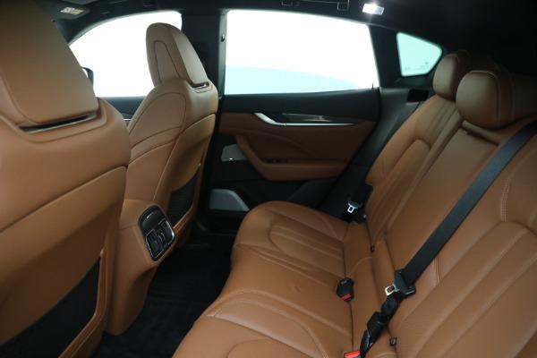 New 2021 Maserati Levante S GranSport for sale Sold at Maserati of Greenwich in Greenwich CT 06830 19