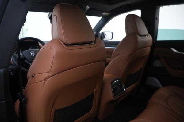 New 2021 Maserati Levante S GranSport for sale Sold at Maserati of Greenwich in Greenwich CT 06830 20