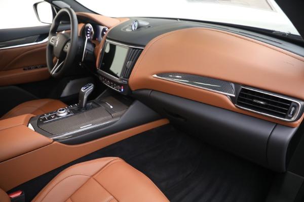 New 2021 Maserati Levante S GranSport for sale Sold at Maserati of Greenwich in Greenwich CT 06830 21
