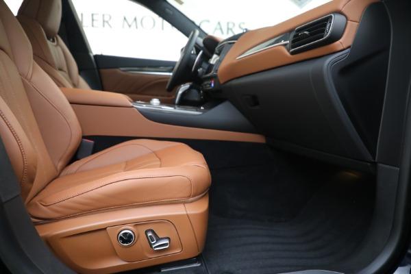 New 2021 Maserati Levante S GranSport for sale Sold at Maserati of Greenwich in Greenwich CT 06830 22