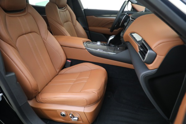 New 2021 Maserati Levante S GranSport for sale Sold at Maserati of Greenwich in Greenwich CT 06830 23