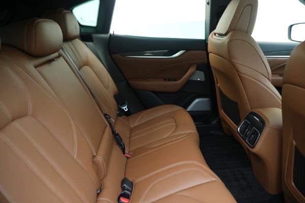 New 2021 Maserati Levante S GranSport for sale Sold at Maserati of Greenwich in Greenwich CT 06830 25