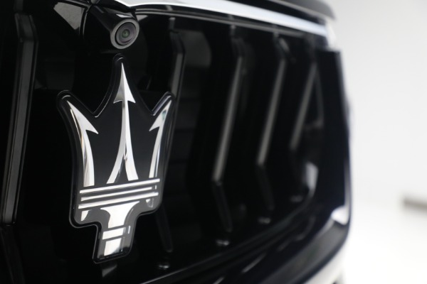 New 2021 Maserati Levante S GranSport for sale Sold at Maserati of Greenwich in Greenwich CT 06830 28